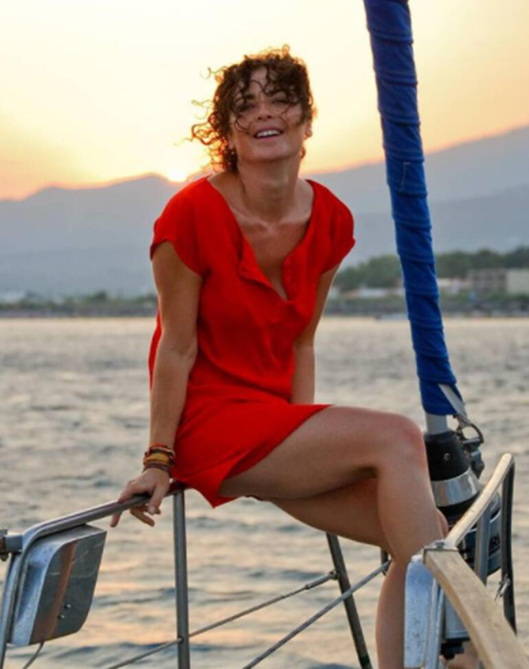 Yeşim Büberden yeni tekne pozları: Durumuma üzülenler olmuş