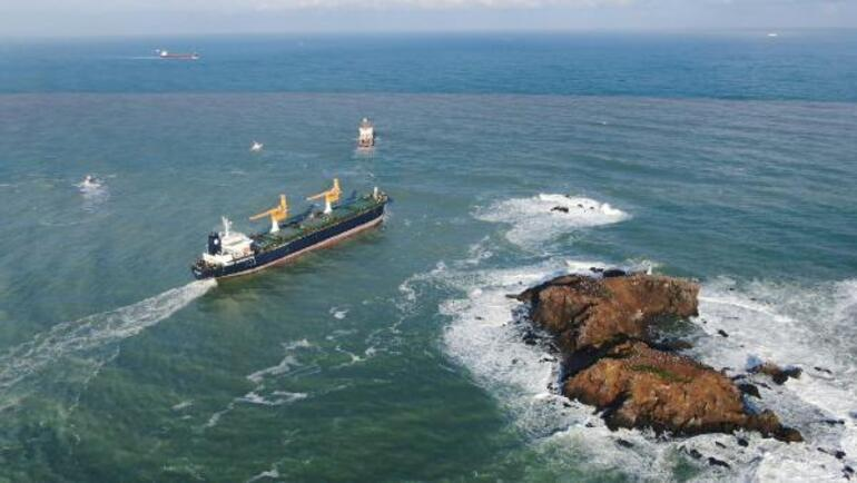 Valilikten Rivada sürüklenen gemiyle ilgili açıklama