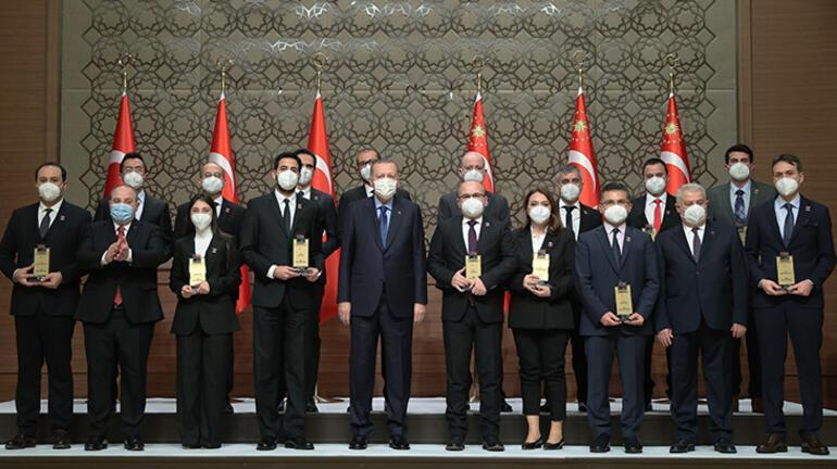 Son dakika... Cumhurbaşkanı Erdoğandan yerli aşı açıklaması