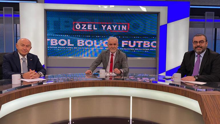 TFF Başkanı Nihat Özdemir: Serdar Aziz ve Gustavo limit için ücretini düşürdü