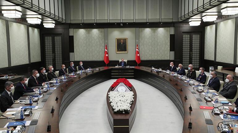 Son dakika: Yılın ilk MGKsı sonrası flaş açıklama: Türkiye haklarını korumakta kararlı