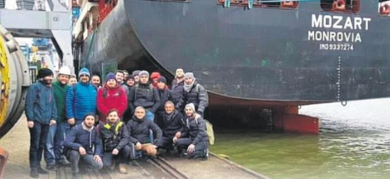Deniz haydutlarıyla temas kuruldu İsim isim saydılar Türk denizciler iyi