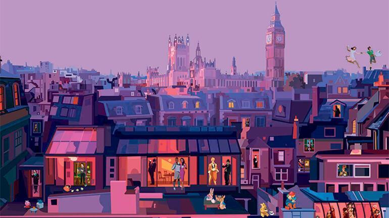 Karantina penceresinden şehirlere yolculuk
