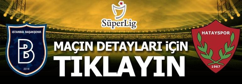 Medipol Başakşehir-Atakaş Hatayspor: 1-5