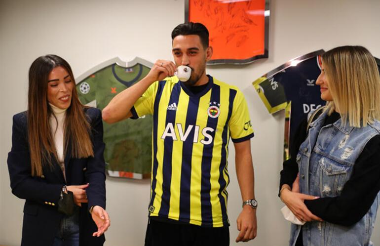 Son dakika - Fenerbahçe İrfan Can Kahveciyi açıkladı 7 milyon euro bonservis...