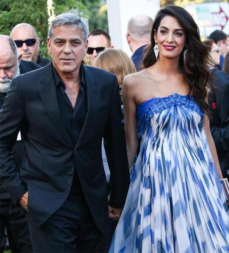 George Clooney geçirdiği kazayı anlattı: Kimse yardıma gelmedi