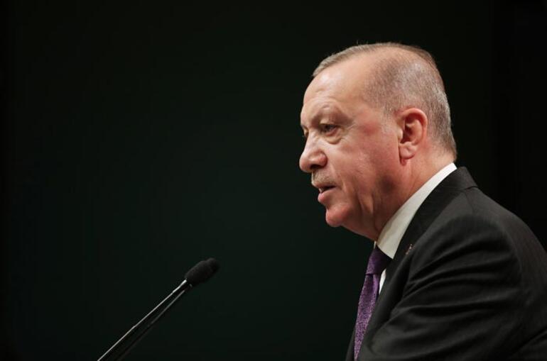 Son dakika: Cumhurbaşkanı Erdoğan yeni anayasa için sinyal verdi