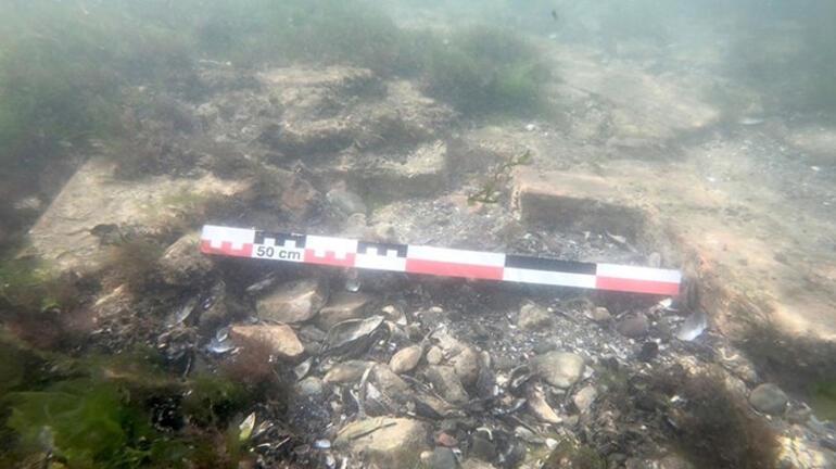 Son dakika... Marmara Denizinin 3 metre derinliğinde bulundu Deprem yüzünden olabilir