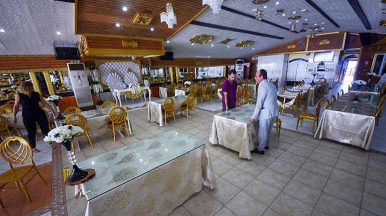 Son dakika... Normalleşme sonrası düğün salonlarına gizli davetli denetleme