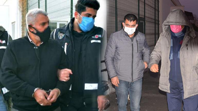 20 milyon liralık vurgun 14 tefeci gözaltına alındı