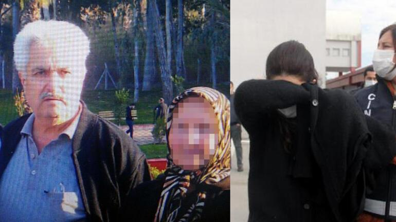 Eşinin ilişkisi nedeniyle öldürüldü Yakınları cesedin atıldığı yerde dua ediyor