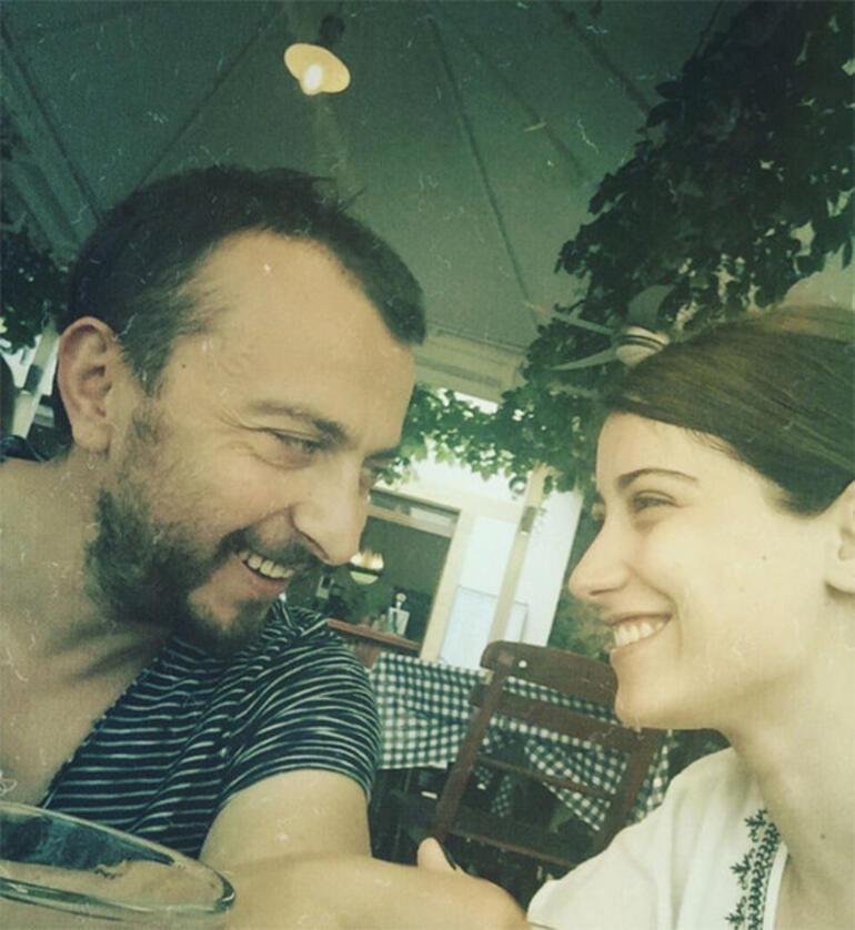 Hazal Kayadan Ali Ataya: İyi ki evlendik