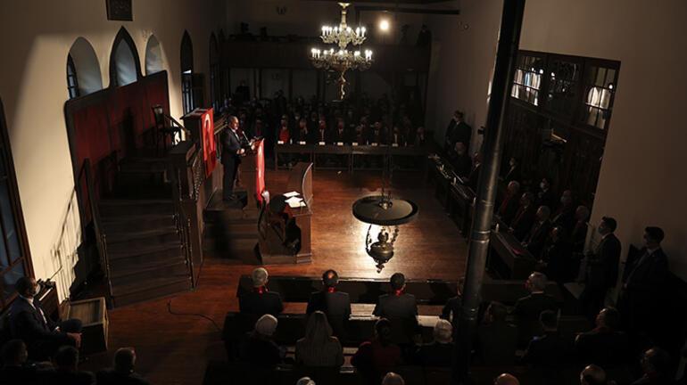 TBMM Başkanı Şentop: Yeni anayasa fikri heyecan uyandırıyor