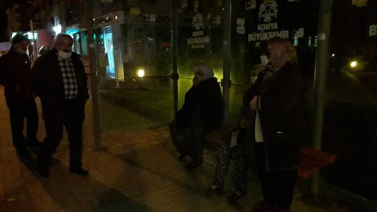 Son dakika... Konyada peş peşe korkutan depremler AFAD açıkladı