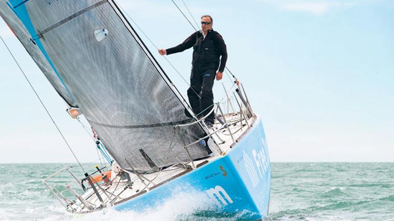Atlas Okyanusu'nda zorlu yarış