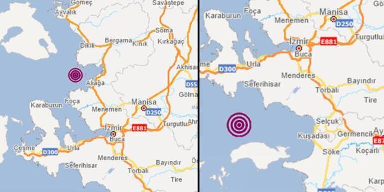 Egedeki depremler diğer fayları etkiliyor mu Flaş açıklama