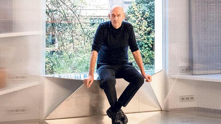 Rem Koolhaas'ın  en küçük tasarımı