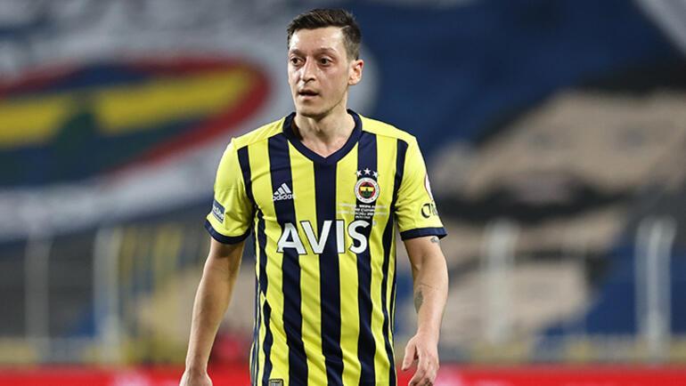 Son dakika - Fenerbahçede Erol Buluttan Mesut Özil hamlesi