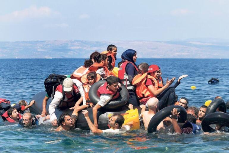 Akdeniz'de mültecilerin bitmeyen trajedisi