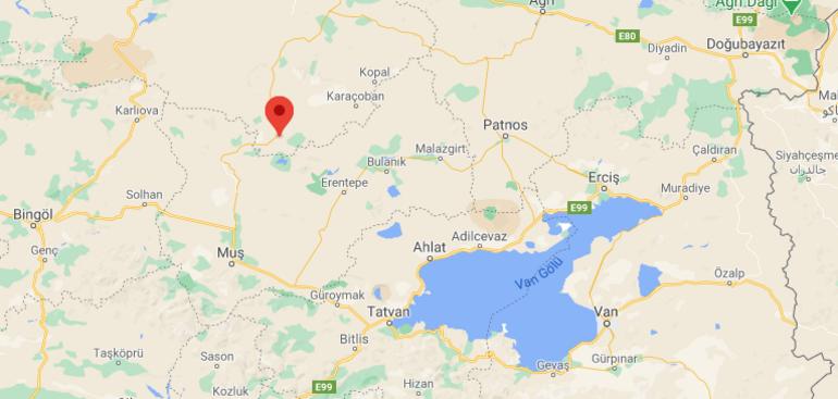 Son dakika: Erzurumda korkutan deprem
