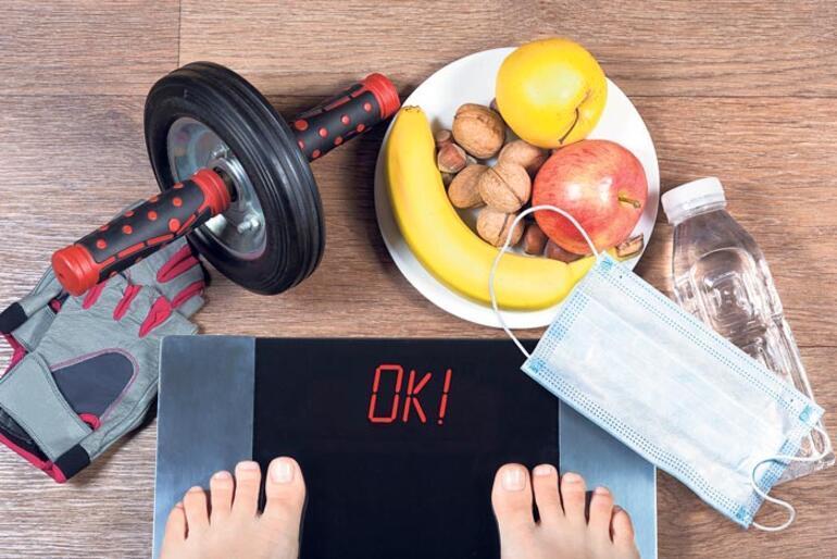 Pandemi döneminde alınan kilolar sonradan başınıza dert olabilir