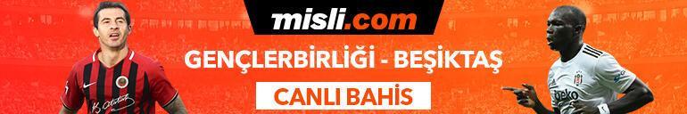 Gençlerbirliği - Beşiktaş maçı Tek Maç ve Canlı Bahis seçenekleriyle Misli.com'da
