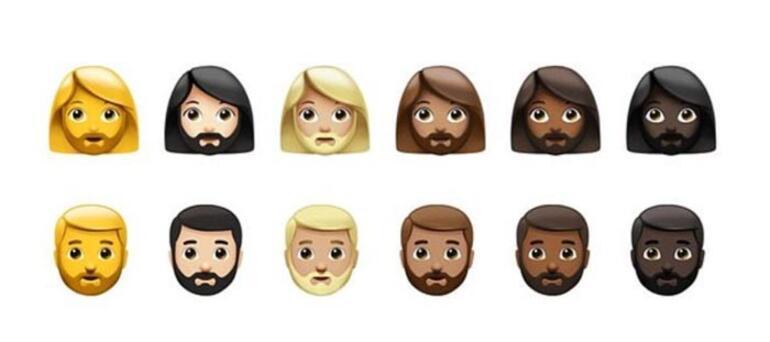 Yeni emojiler geliyor Apple duyurdu