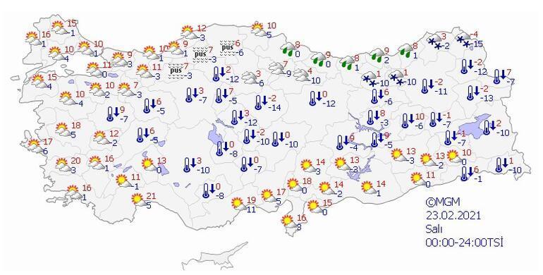 Son dakika... İstanbul Valiliği ilçe ilçe paylaştı Buzlanma ve don olaylarına dikkat