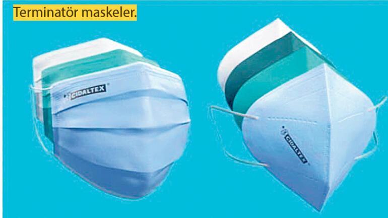 Terminatör maske