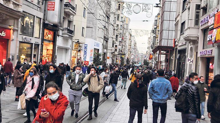 Cadde mağazaları yeniden gözde