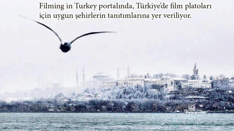 Doğal film platosu Türkiye