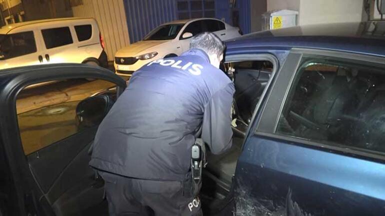 Son dakika haberi: Yer: Bursa... Dur ihtarına uymayan 4 kişi polisle çatıştı