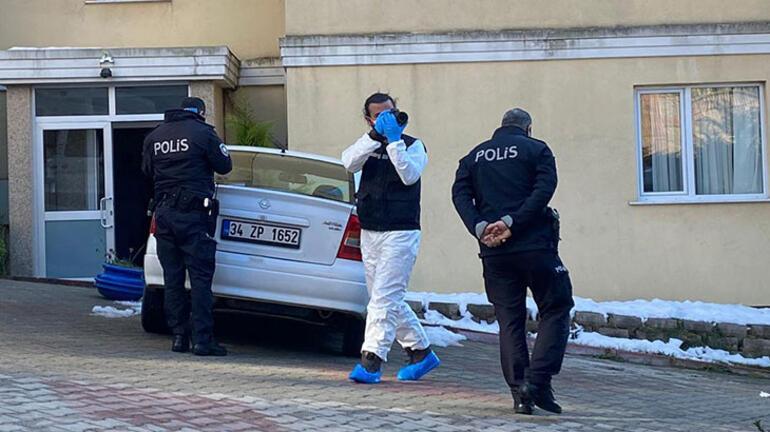 Son dakika: İstanbulda koca vahşeti Dambıl ile kafasına vurarak öldürdü