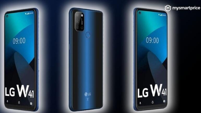 LG W41 yolda: Üç yeni model ile piyasaya çıkacak