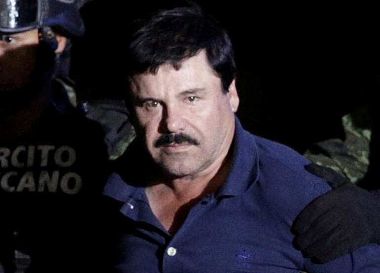 El Chaponun karısı ABDde tutuklandı