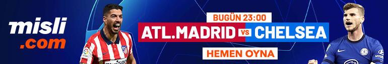 Atletico Madrid - Chelsea maçı Tek Maç ve Canlı Bahis seçenekleriyle Misli.com'da