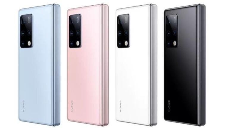 Huawei Mate X2 tanıtıldı İşte özellikleri ve fiyatı