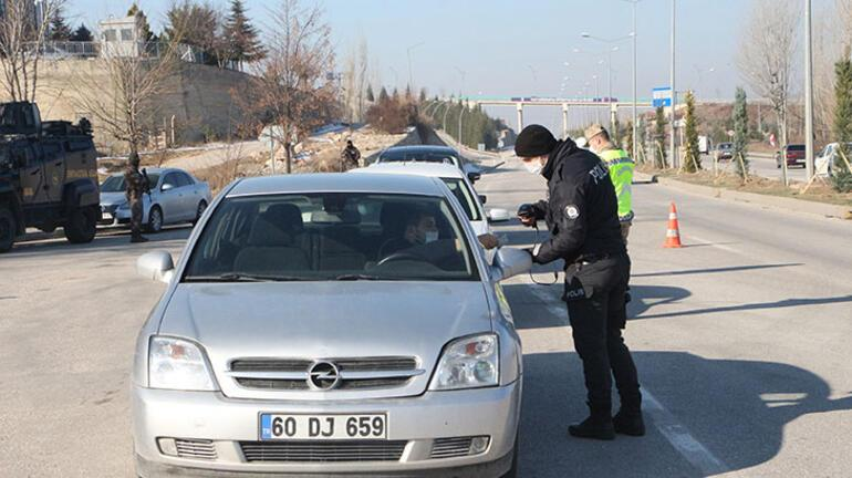 Tokatta vaka sayıları yükselince polis ve jandarma denetimi arttı