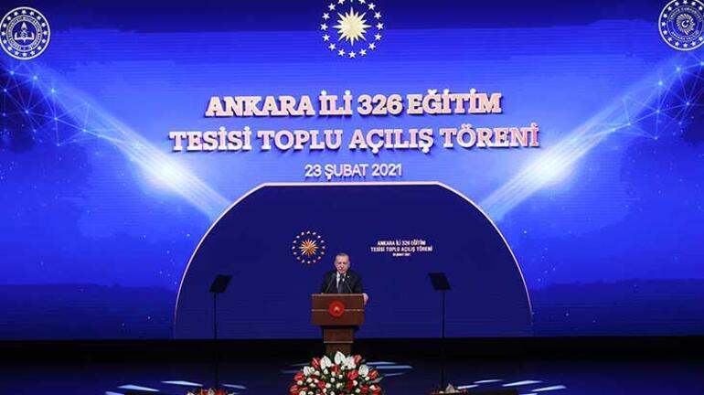 Son dakika... Cumhurbaşkanı Erdoğan müjdeyi verdi 20 bin öğretmen ataması yapacağız
