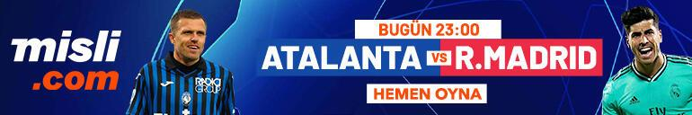 Atalanta - Real Madrid maçı Tek Maç ve Canlı Bahis seçenekleriyle Misli.com'da