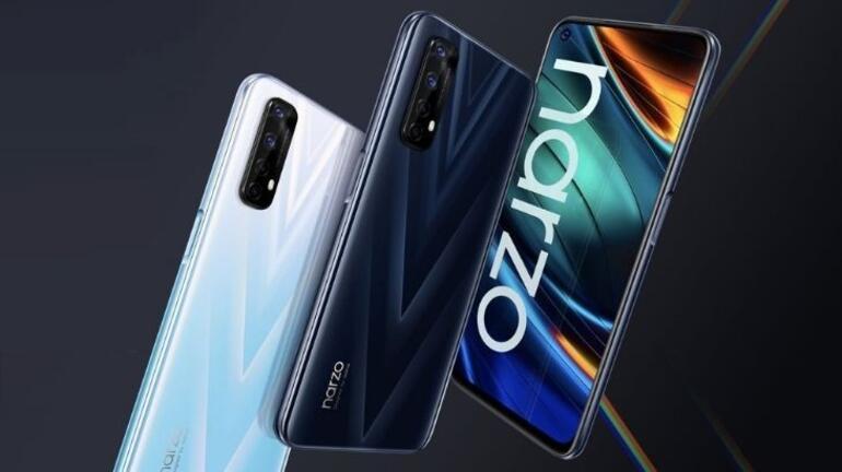 Realme Narzo 30 Pro özellikleri ve fiyatı belli oldu: İşte telefon