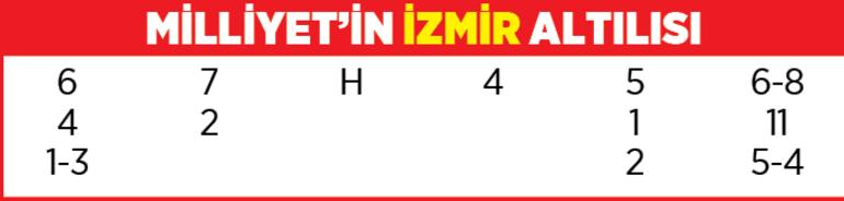 Yarış rehberi (25 Şubat 2021)