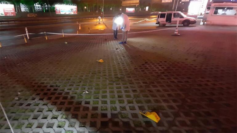 İstanbulda hareketli dakikalar 4 yaralı var