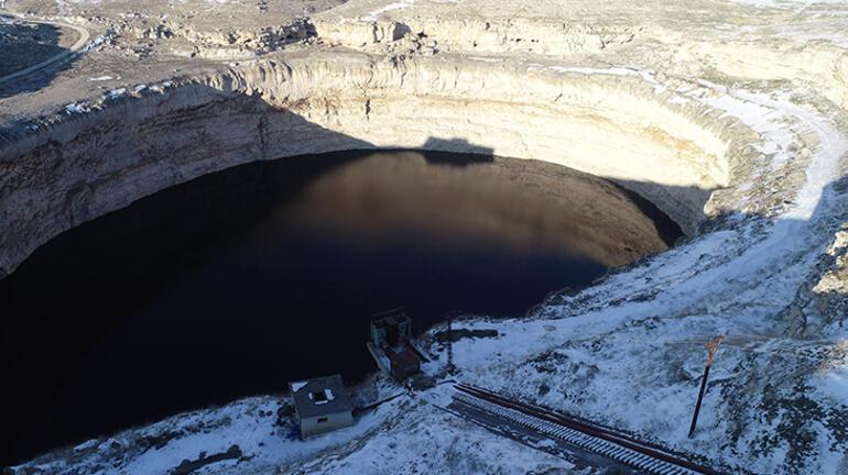 Son dakika... Obruk Gölünde 28 metrelik azalma Tedbirlerin acilen alınması gerekiyor