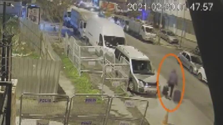 Son dakika... İstanbul Yenibosnada askeri bölgede keşif yapan DEAŞlı yakalandı