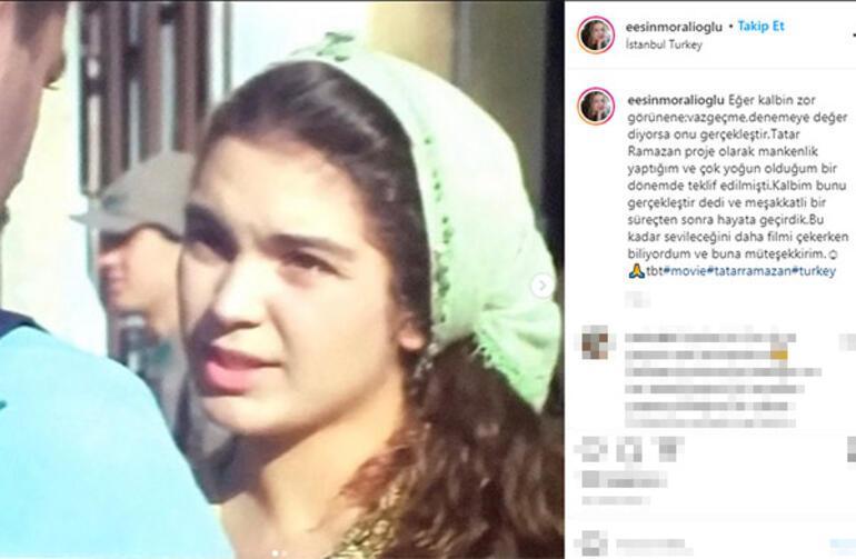 Tatar Ramazanın Zeynepi Esin Moralıoğlu ilk kez açıkladı