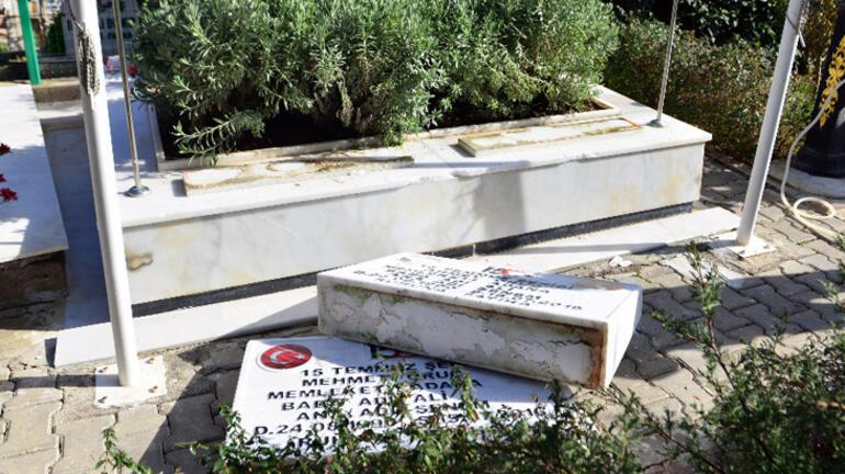 Son Dakika: AK Parti Sözcüsü Ömer Çelikten mezarları tahrip edenlere sert tepki