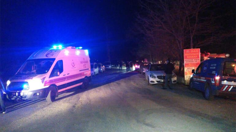 Son dakika... Denizlide restoran yangını 3 kişi hayatını kaybetti