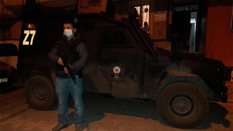 Son dakika: İstanbulda terör örgütüne operasyon Çok sayıda gözaltı var