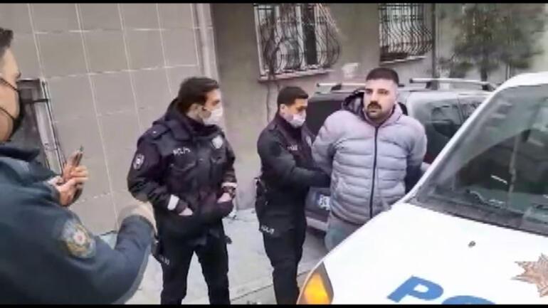 Son dakika... Çatıda basıldılar Polise şok sözler: Eniştem gelince...